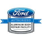 Ford Aluminum Certified Logo